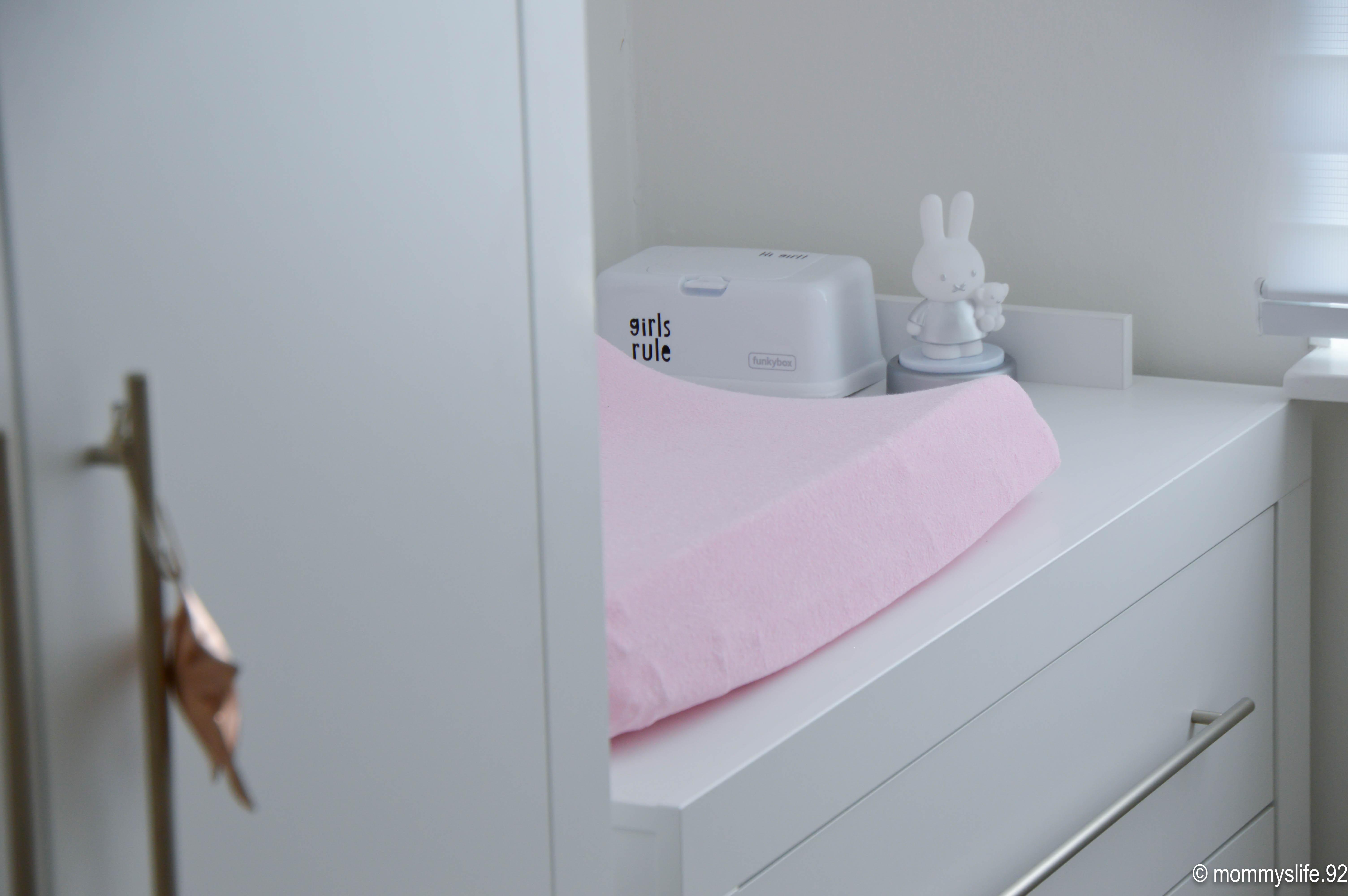 Vandaag een nieuwe binnenkijker mom jaimy deelt de babykamer - Model kamer jongen jaar ...