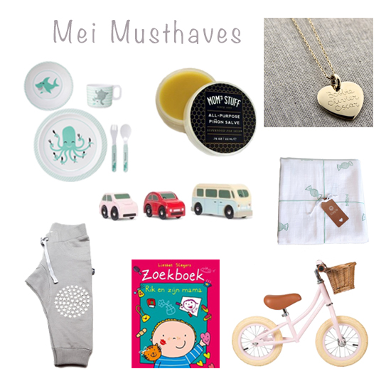 Mei musthaves 2017