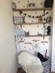 Babykamer van Mees