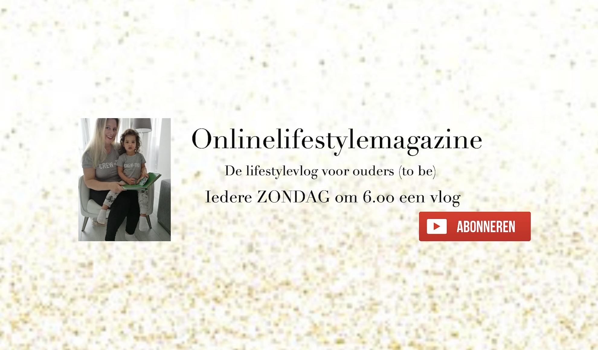 Youtube Kanaal Onlinelifestylemagazine