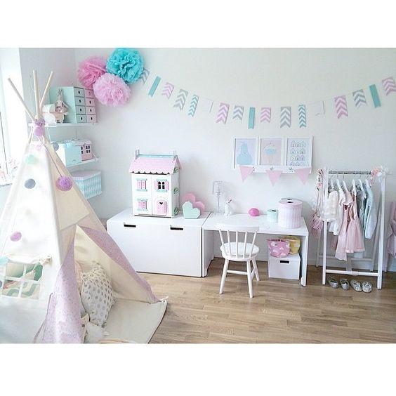 Kids Pastel Room: Kinderkamerinspiratie Op De Blog: Pastel