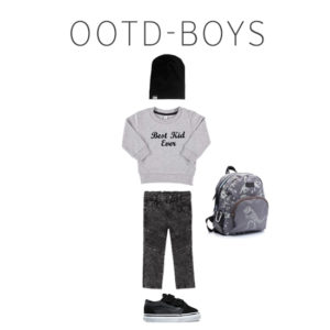 OOTD Boys