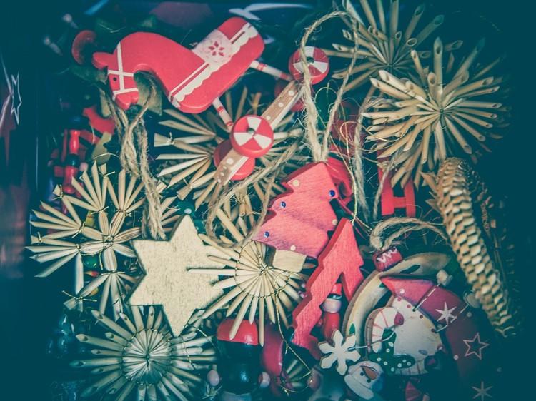 Opbergen kerstdecoratie