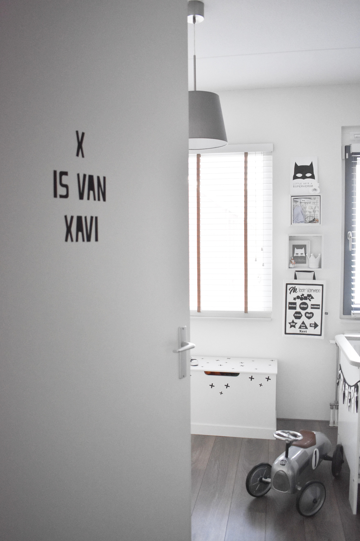 Kijk mee voor kinderkamerinspriatie in de binnenkijker van Xavi | Kinderfavorites