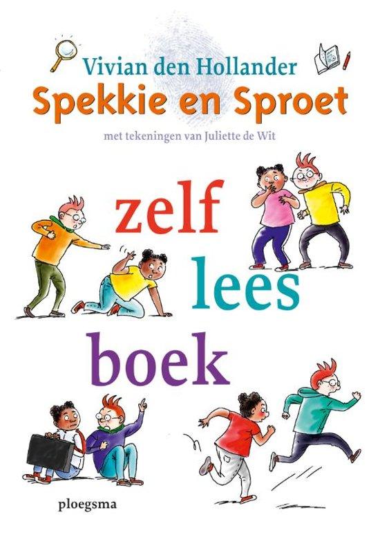 Boekentips mei   Spekkie en Sproet zelf lees boek