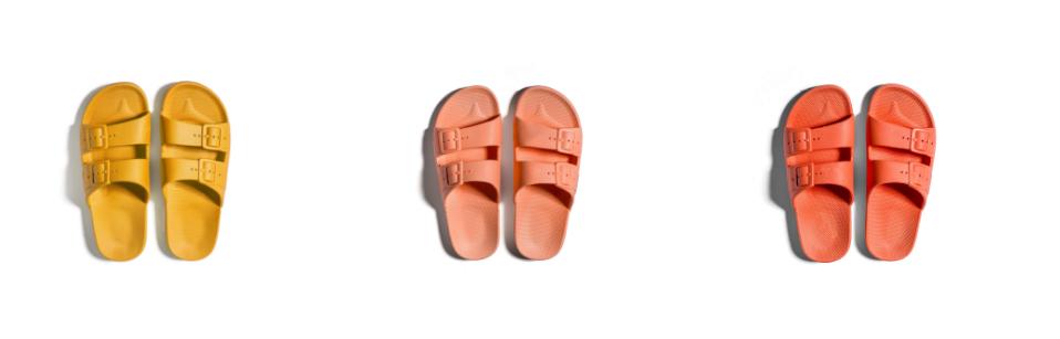 Freedomoses slippers voor volwassenen en kinderen
