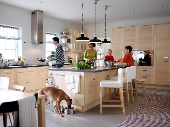 Keuken indeling