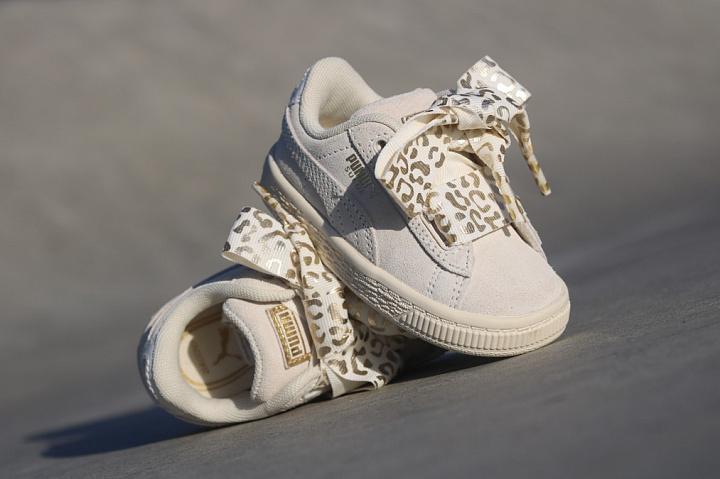 Leopard sneakers op Kinderfavorites.com