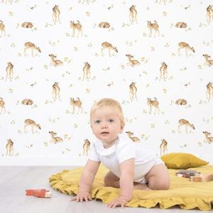behang voor kinderkamer