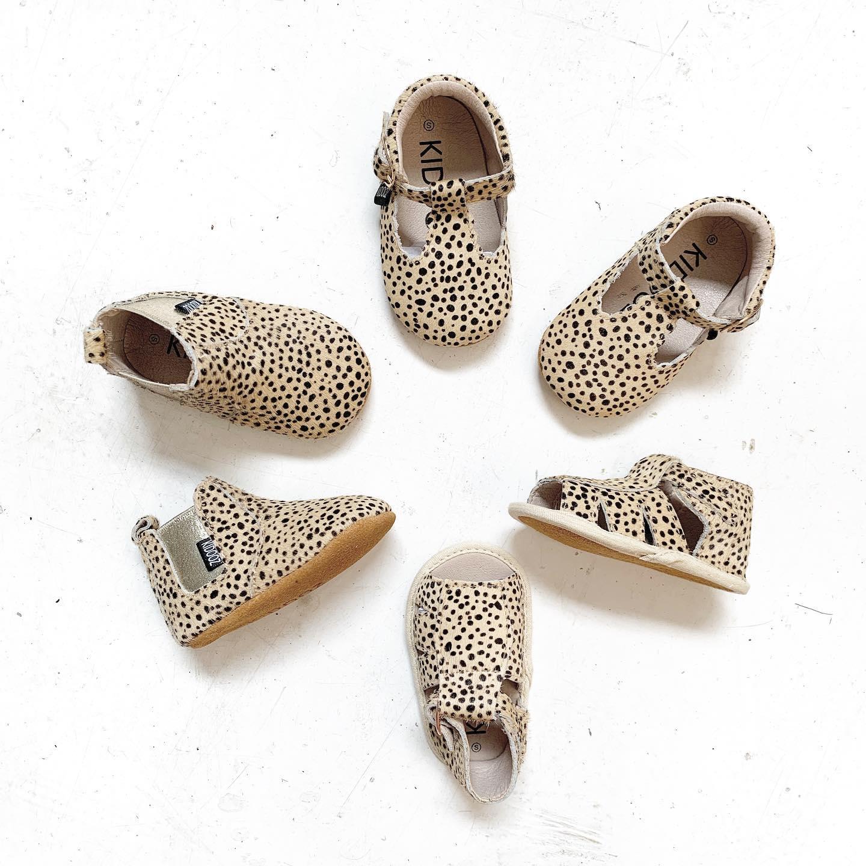 cheetah schoenen, babyschoen, koop deze boots