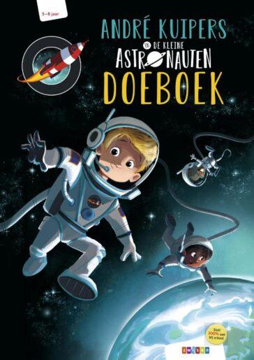 Andre Kuipers en de kleine astronauten   doeboek in de kinderboekentips