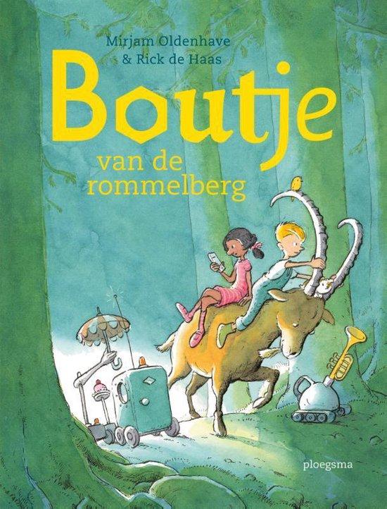 Boutje van de rommelberg | boekentips voor kinderen