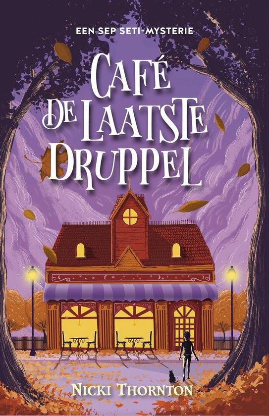 Cafe de laatste druppel   Boekentips juni