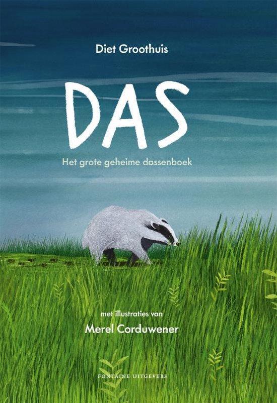 Das, het grote geheime dassenboek | Boekentips bij Kinderfavorites