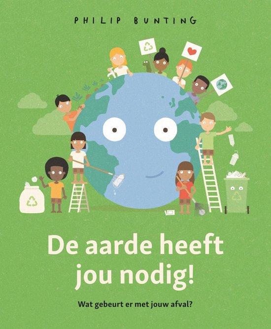 De aarde heeft jou nodig | Kinderboekentips mei
