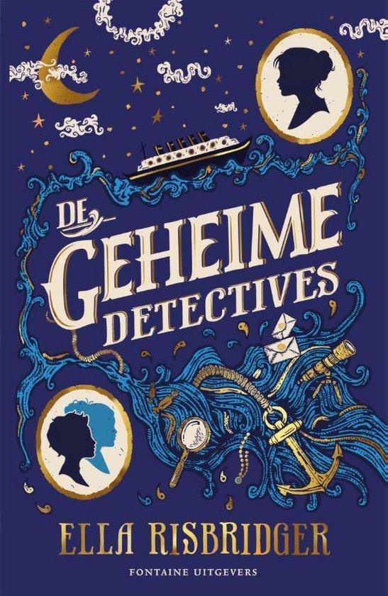 De geheime detectives | Kinderboekentip