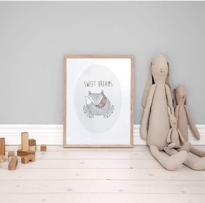 Desenio posters   Poster voor de kinderkamer