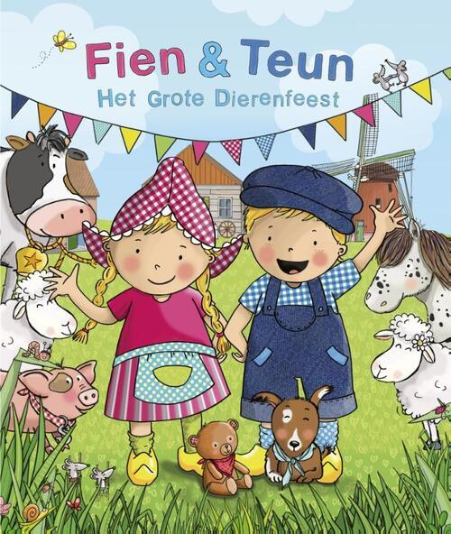 Fien & Teun Het grote dierenfeest | Kinderfavorites