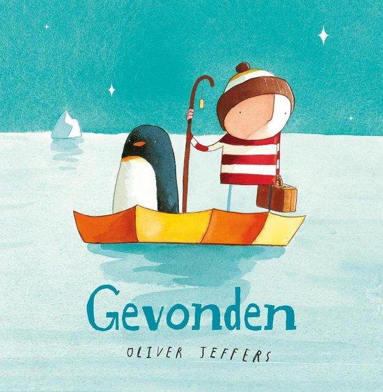 Gevonden van Oliver Jeffers   Kinderboekentips