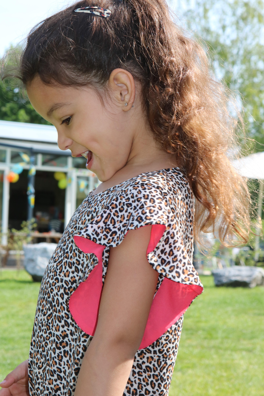 Leopard jurkje | Kinderfavorites