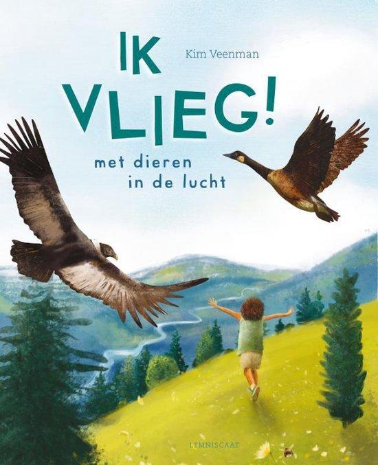 Ik vlieg - Kim Veenman | Boekentips Maart