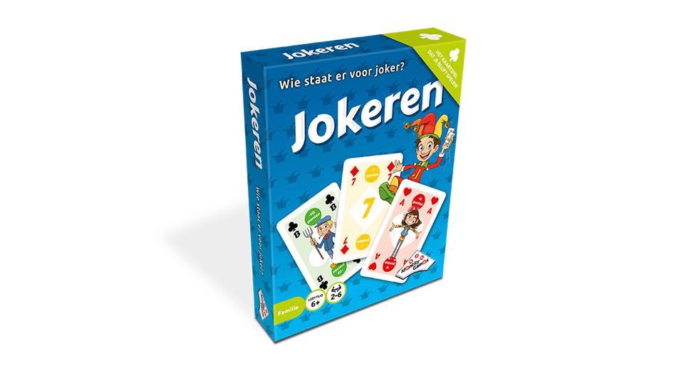 Jokeren   Identity Games