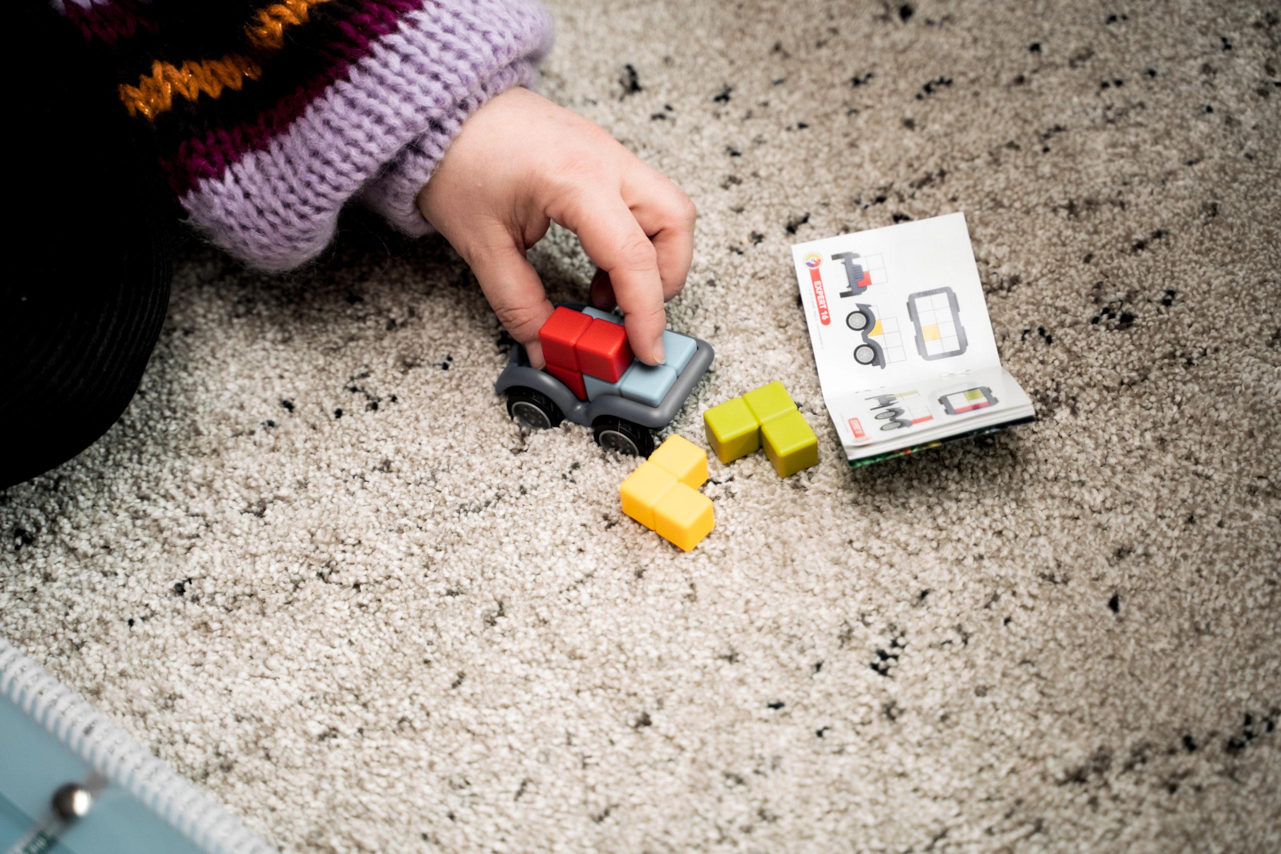 Het Belgische SmartGames ontwikkelt leerzame spellen. Diverse spellen zijn al eens genomineerd voor speelgoed van het jaar en wij delen onze ervaring.