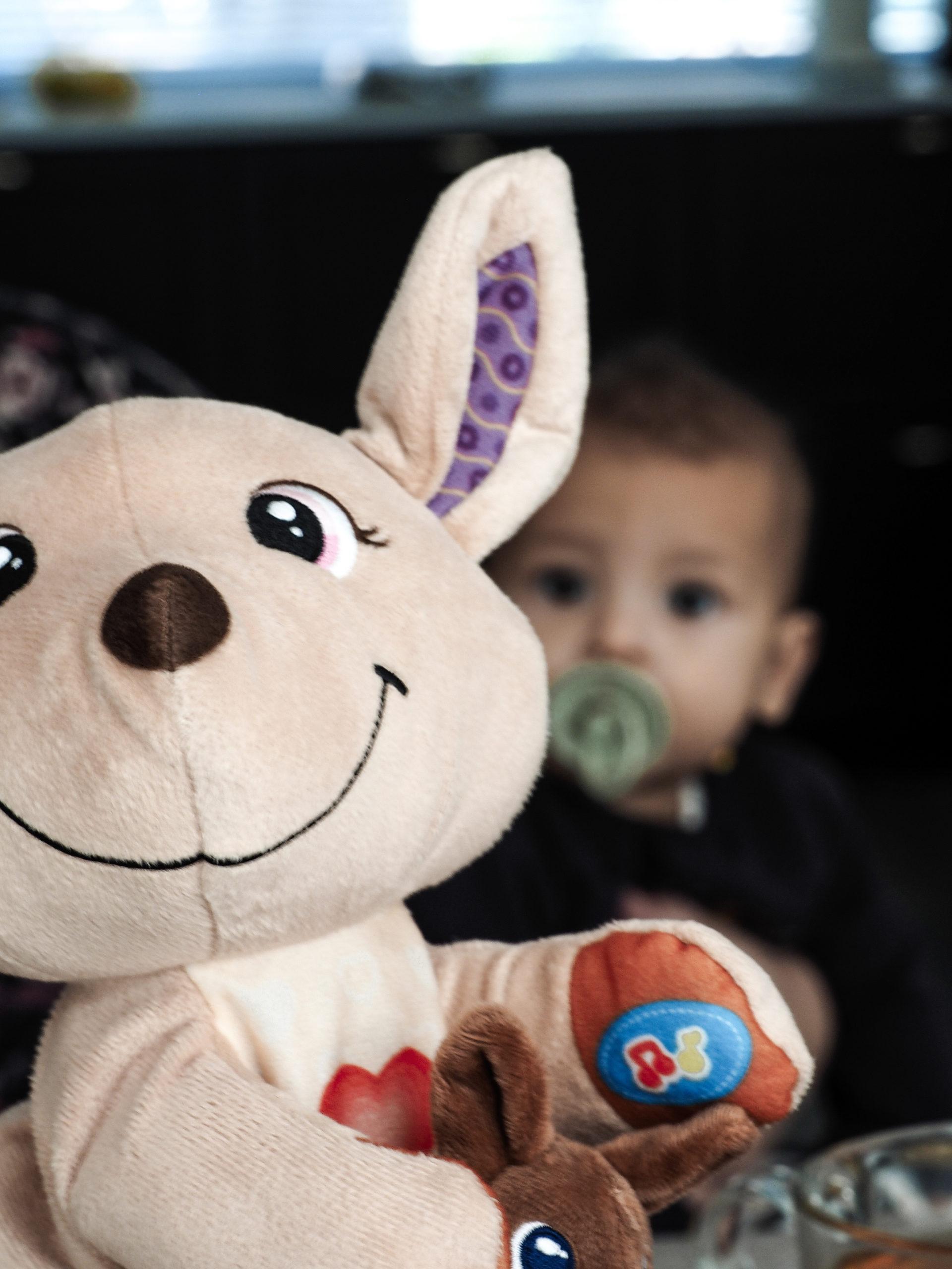 VTech Kangaroo is de nieuwe speelgoedtip bij Kinderfavorites