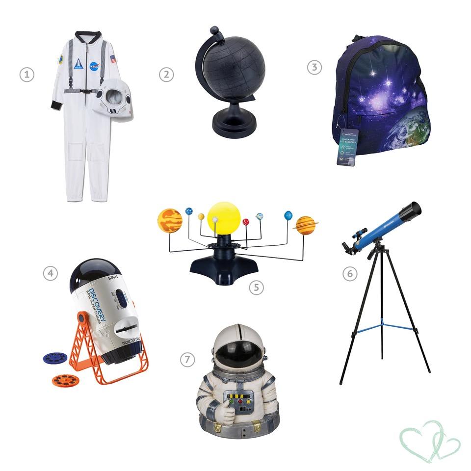 Speelgoed in thema ruimtevaart | Speelgoed- en cadeautips