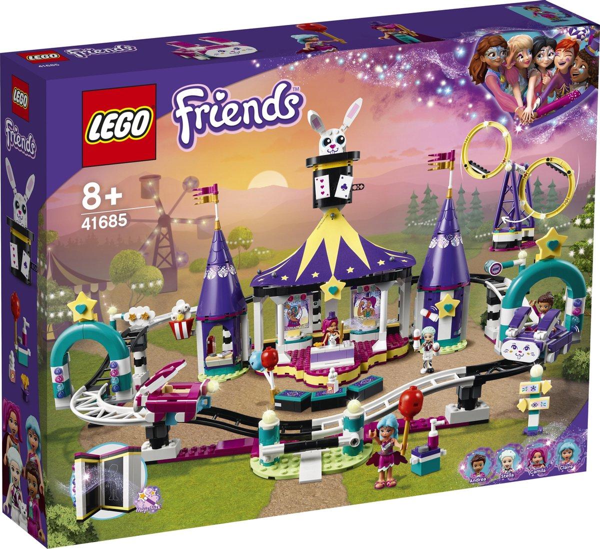 LEGO FRIENDA MAGISCHE KERMISACHTBAAN