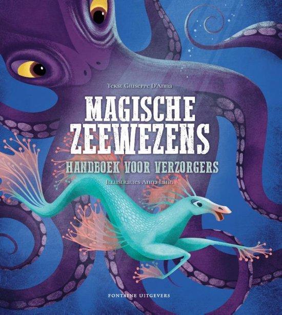 Magische zeewezens   Boekentips oktober met de mooiste kinderboeken