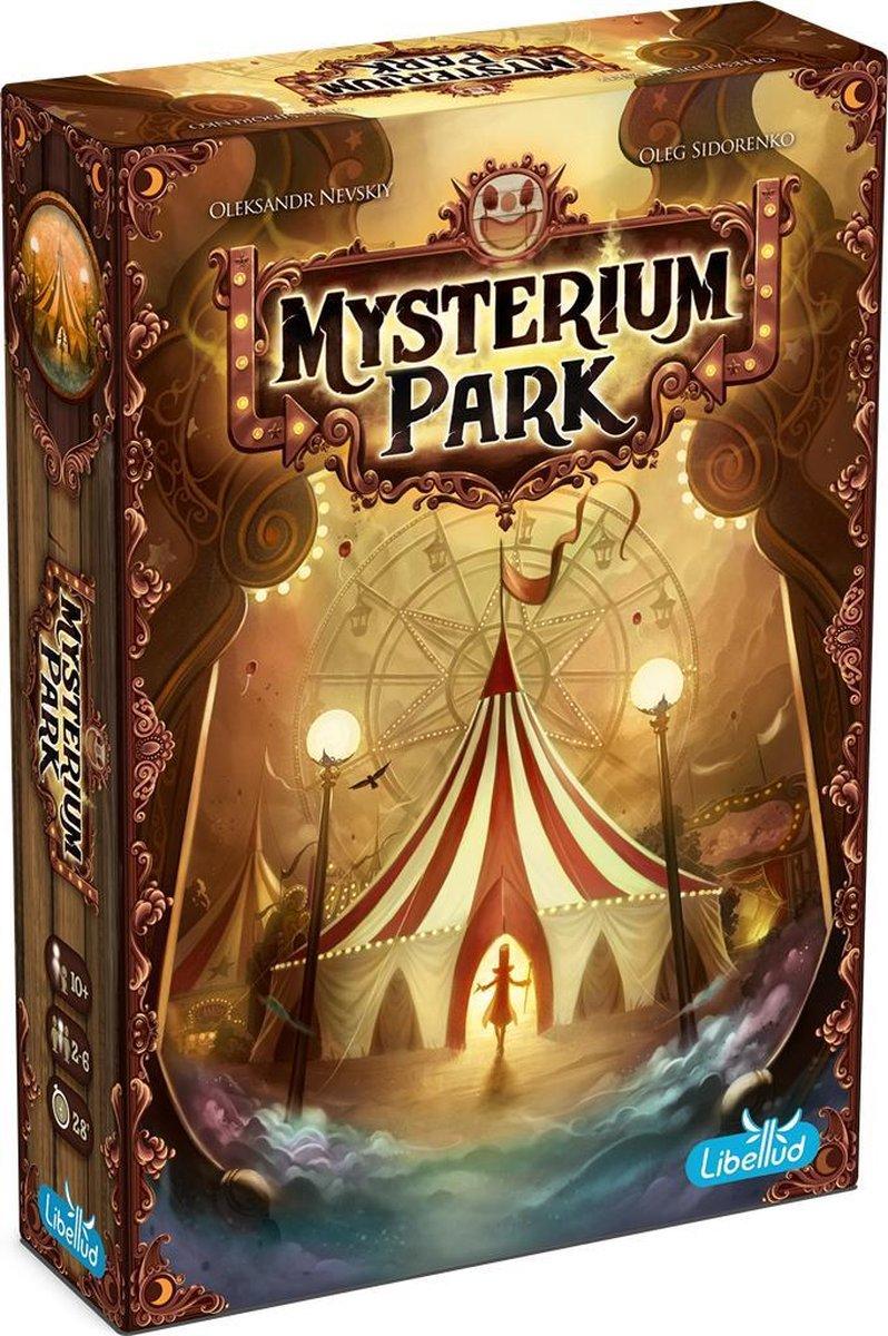 Mysterium Park   bordspel