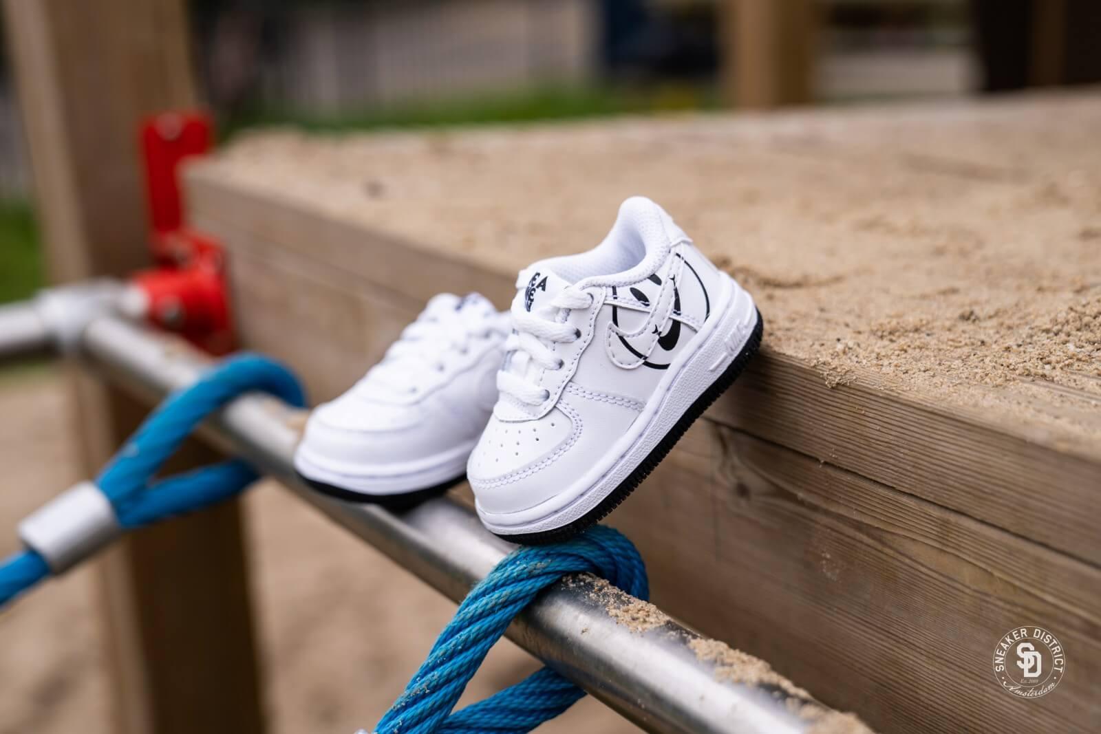 Witte Nike sneakers | Kinderfavorites