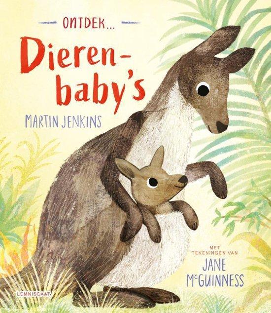 Ontdek Dierenbaby's | Tips voor mooie kinderboeken