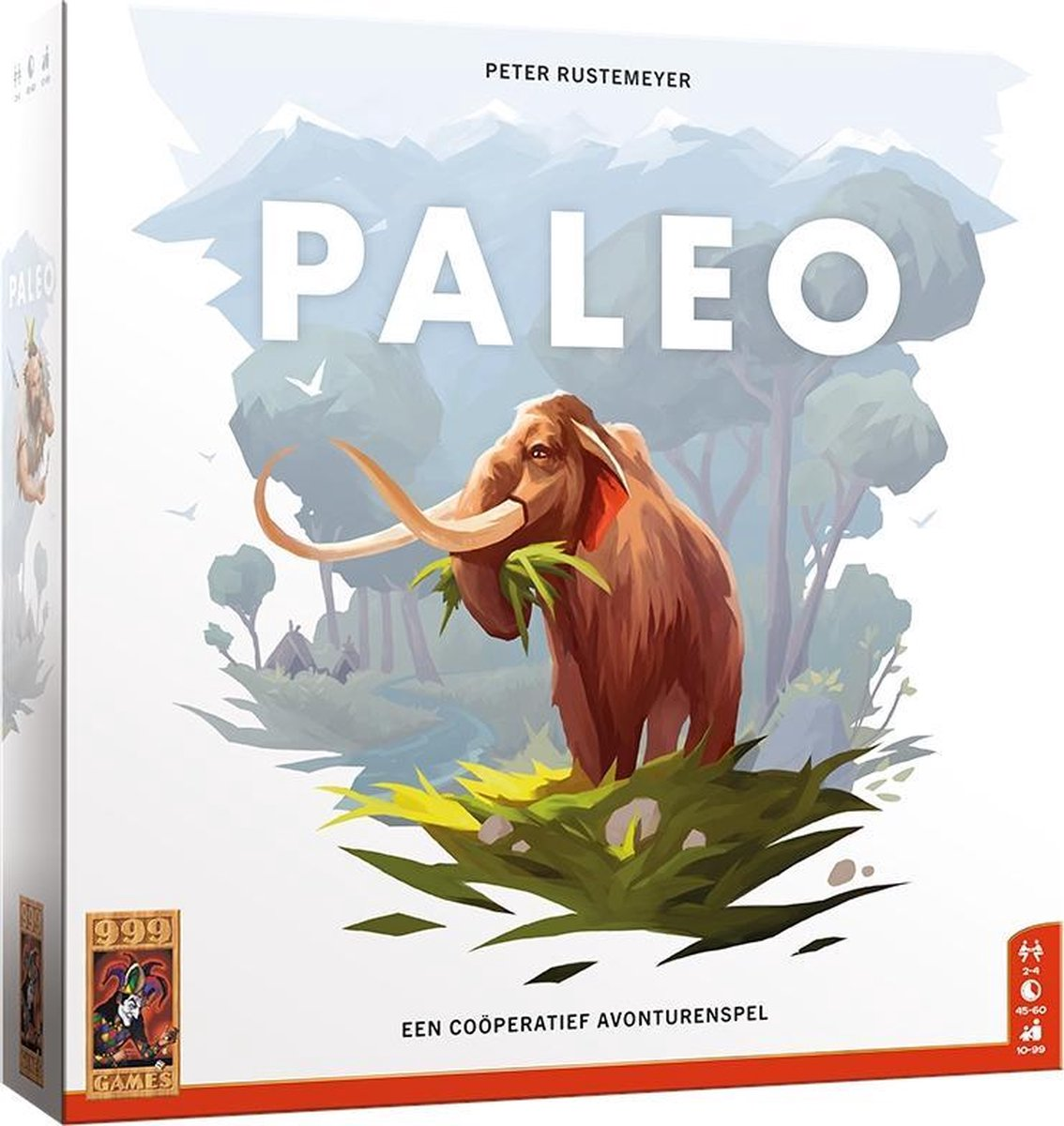 Paleo   Bordspel   Speelgoed van het jaar