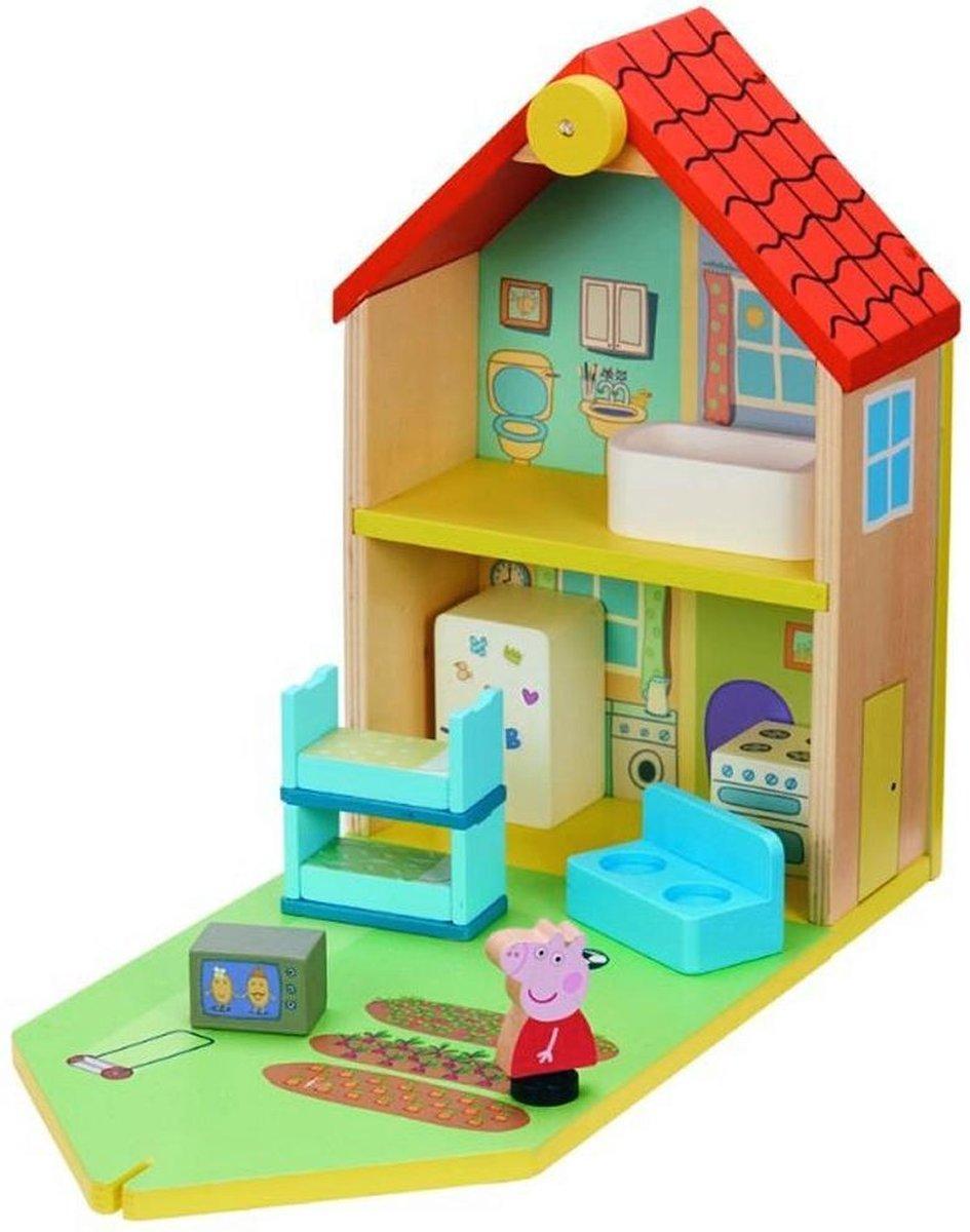 Peppa Pig Speelhuis   Kinderfavorites