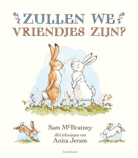 Zullen we vriendjes zijn | Kinderboekentips bij de Boekentips Maart