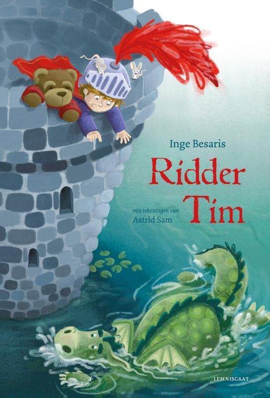 Ridder Tim in de boekentips Maart