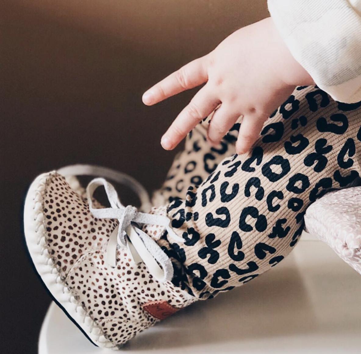 Leopard boots | Kinderfavorites