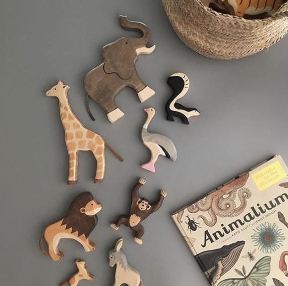 Houten dieren | Kinderfavorites