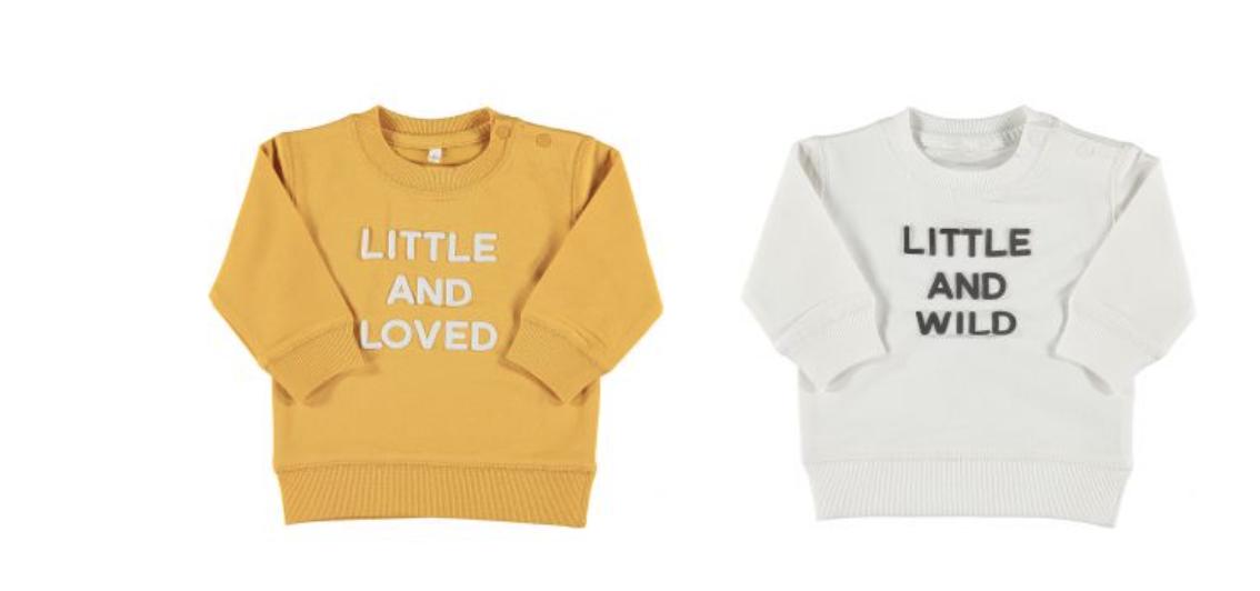 Babysweater | Kinderfavorites