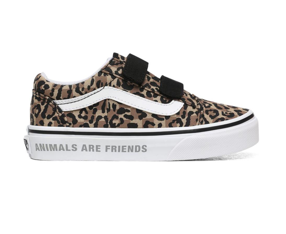 Wij zijn dol op sneakers en al helemaal als kinderschoenen, Wij delen bij Kinderfavorites de leukste met animalprint. De trend voor dit seizoen.