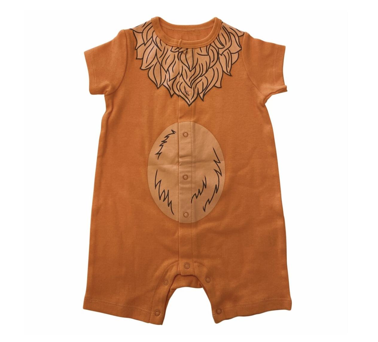 Babypakje Leeuw | tips bij Kinderfavorites voor EK 2021