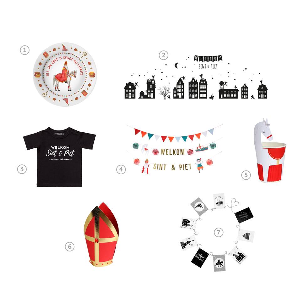 Welkom Sinterklaasje; shop alle items bij Kinderfavorites