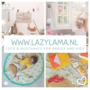 Webshoptip Lazy Lama | Kinderfavorites