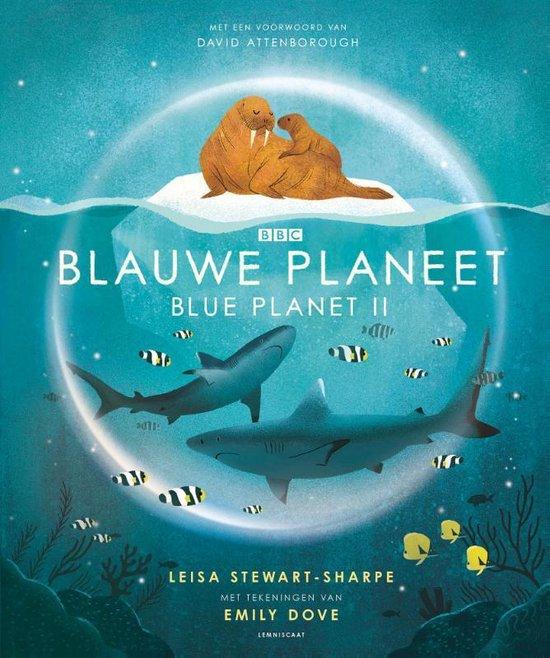 Kinderboek Blauwe planeet | boekentips voor kinderen bij Kinderfavorites