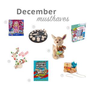 speelgoedtips bij Kinderfavorites in de december kusthavens