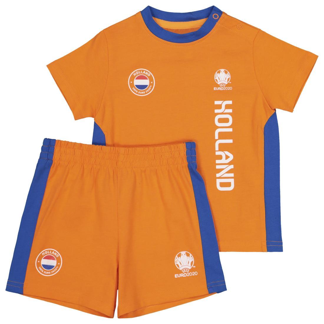 Babypakje oranje | Tips voor EK 2021 kinderen