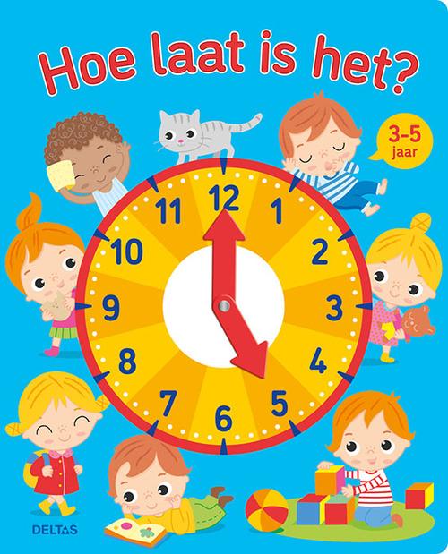 Leren klokkijken met leuke boekjes? Wij zetten onze favorieten op een rij. Hele uren, halve uren, kartieren en minuten. Alles komt aan bod. De eerste tip: het kinderboek 'Hoe laat is het?' van Deltas