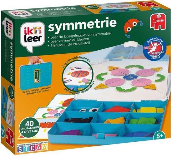 We hebben weer een leuke educatieve speelgoed tip voor kinderen: Ik leer symmetrie! Ook genomineerd voor speelgoed van het jaar 2020.